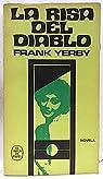 La risa del diablo par Yerby Frank