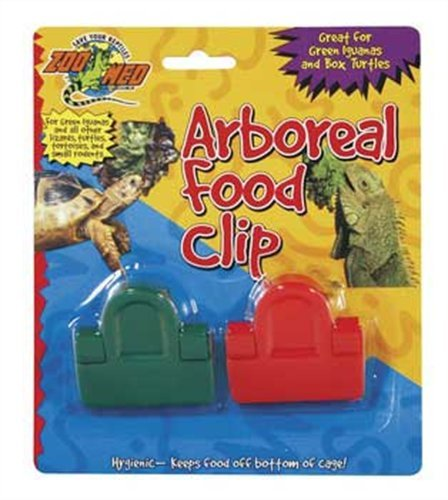 Zoo Med Arboreal Food Clips - 1