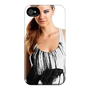 New Arrival Case Specially Design For Iphone 4/4s (barbara Palvin Hungarian Model) by lolosakes