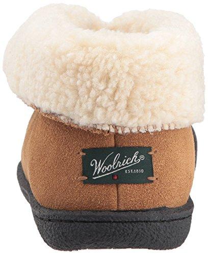 Slipper Ii Chestnut Women's Woolrich Lodge Bootie C4wqI
