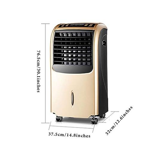 Jueven Ventiladores de pedestal Ventilador portátil con enfriador ...