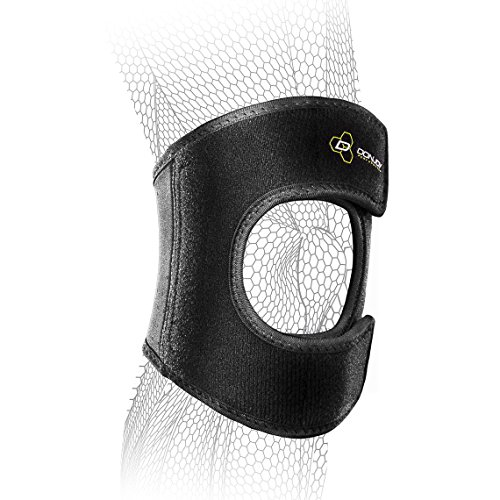 DonJoy Performance Anaform Dual Pinpoint Knee Brace Stabilizer – Patella Stabilizer, Runner's Knee, Jumper's Knee, Patellar Instability, Minimum Support for Running, Basketball, Tennis, Soccer by DonJoy Performance