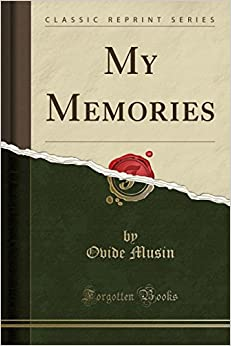 Book My Memories (Classic Reprint)