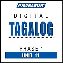 Tagalog Phase 1, Unit 11