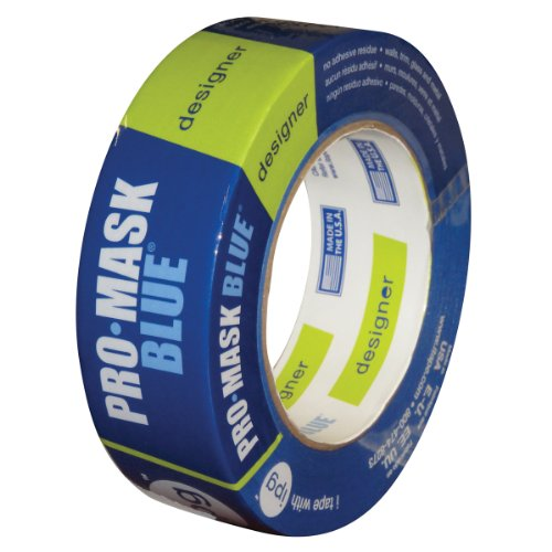 - IPG ProMask Blue Designer, 14-Day Painter's Tape, 1.41