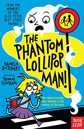 Book The Phantom Lollipop Man (Baby Aliens)<br />D.O.C