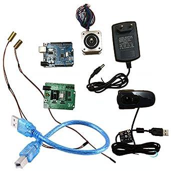 Amazon.com: Reprap Ciclop - Kit de electrónica para escáner ...