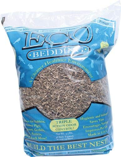 Other Bird Supplies Fibercore Eco Bedding For Small Pet 1.5 Lb Blue
