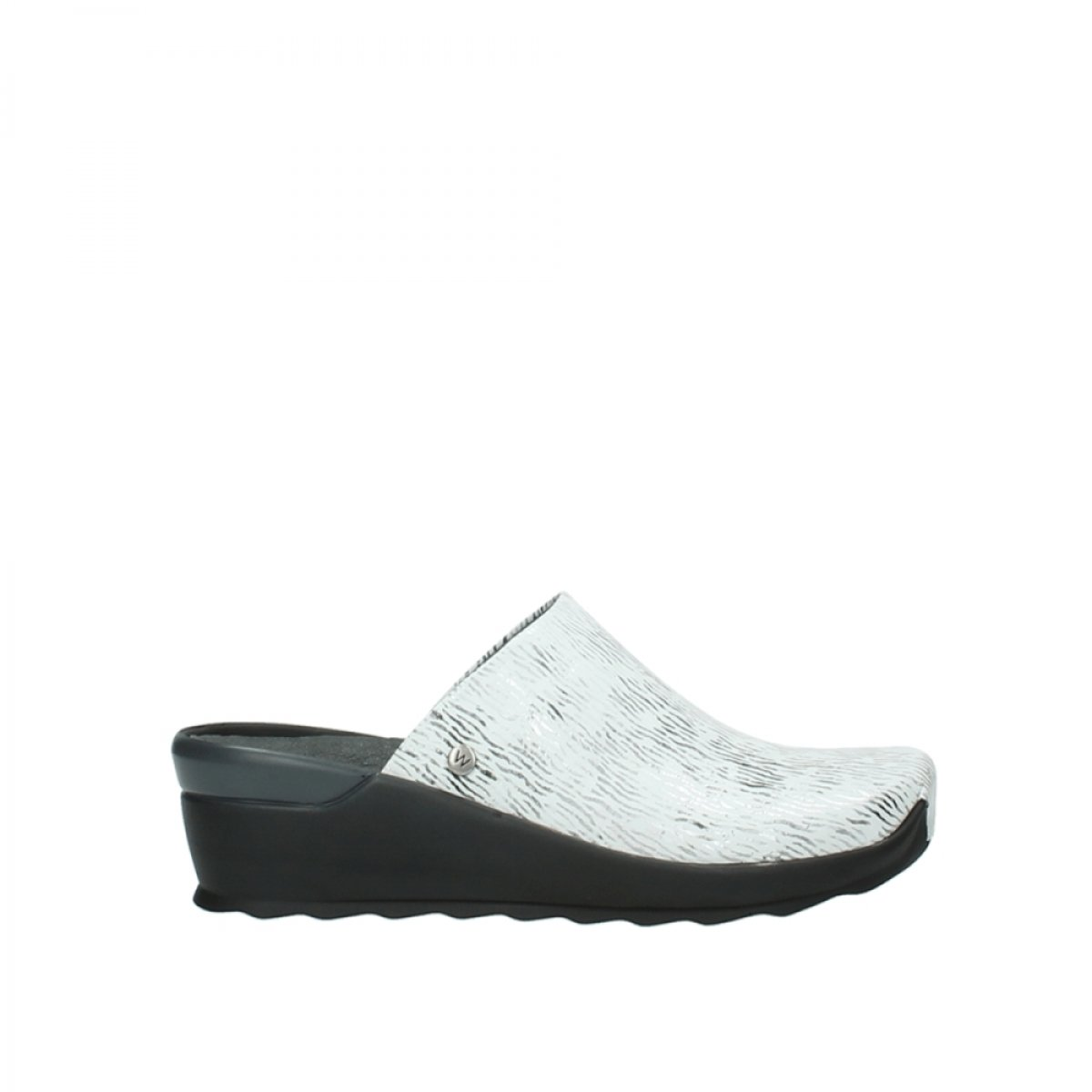 Wolky Comfort Sneakers Ewood B01LY9MVVQ 43 M EU|70110 White/Black Canal Leather