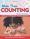 More Than Counting, Sally Moomaw and Brenda Hieronymus, 1884834035