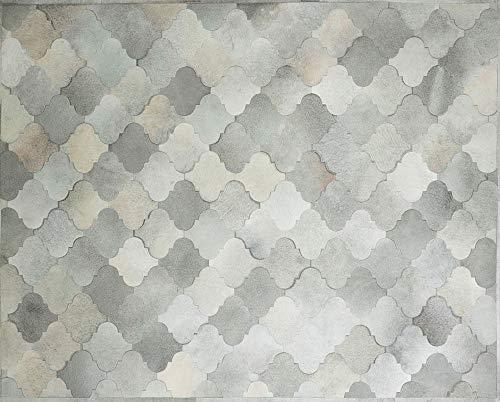 Tapete Desenho Geométrico Tapecouro Nelore