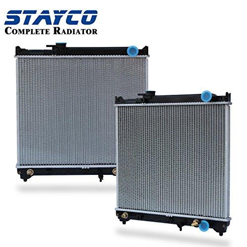 Geo Tracker Lsi (STAYCO 1864 Radiator for Suzuki Sidekick GEO/Chevy Tracker 92-98 1.6L (16-7/9