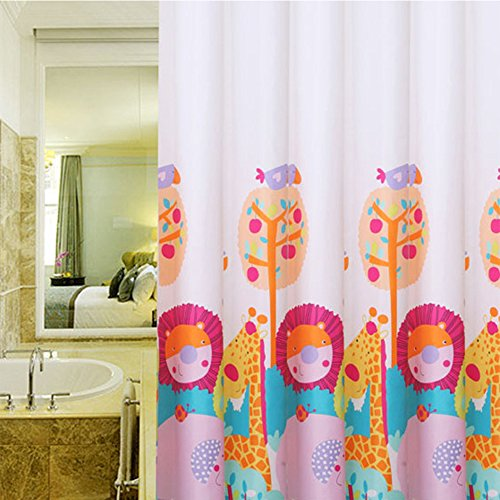 Kids Wimaha Polyester Curtains Childrens
