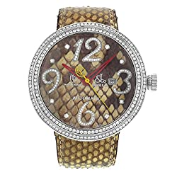 Valentin Yudashkin Swiss Automatic Watch With Diamond