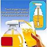 Familybuy White Magic Tap Electric Automatic Water & Drink Beverage Bottled Water Dispenser Spill Proof