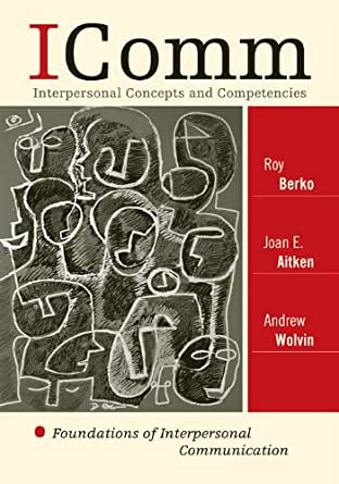 concepts of interpersonal communication Fundamental concepts of interpersonal communication include self- independence, attitude, personality, value and goal these attributes undeniably  help create.