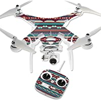 Skin For DJI Phantom 3 Standard – Southwest Stripes   MightySkins Protective, Durable, and Unique Vinyl Decal wrap cover   Easy To Apply, Remove, and Change Styles   Made in the USA