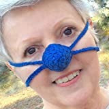 True Blue Nose Warmer by Aunt Marty's Nose Warmers Best Nose Warmer for Outdoor Fun