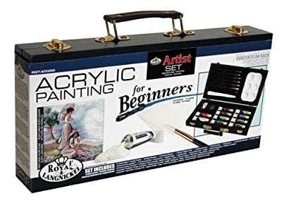 Royal and Langnickel Watercolor Painting Artist Set for Beginners