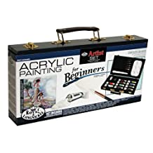 Royal Brush and Langnickel Acrylic Painting Artist Set For Beginners