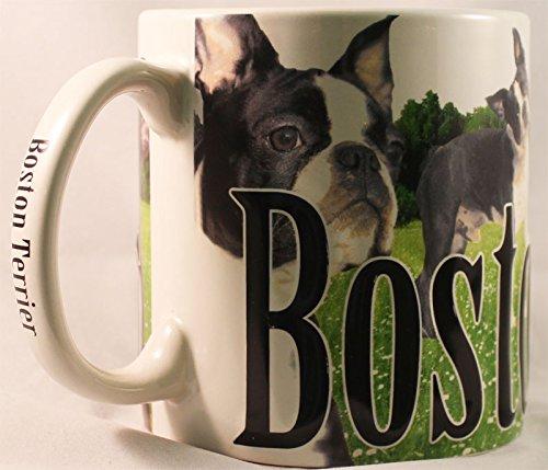 Boston Terrier - 18 OZ. Coffee Mug ()