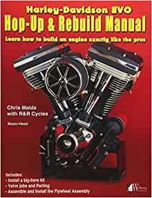 Harley-Davidson EVO: Hop-Up & Rebuild Manual: Chris Maida
