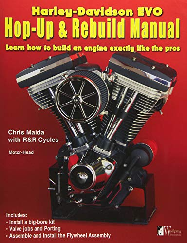 Harley-Davidson EVO: Hop-Up & Rebuild Manual