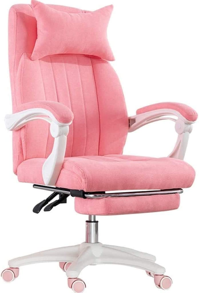 Top 10 Best Pink Gaming Chairs 2021 34