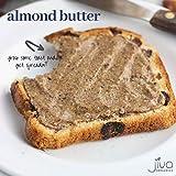 Jiva Organics RAW SPROUTED Organic Almond Butter