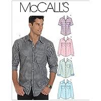 McCalls M6044 - Patrón de Costura para Confeccionar