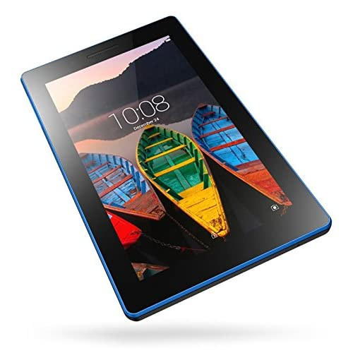 """Lenovo ZA0S0042DE Tab 3TB3–710I Tablette avec écran de 7"""", processeur Arm Cortex de 1,3GHz, 1Go LPDDR3-SDRAM, 8Go, Appareil Photo arrière de 2MP, Android 5.0, Noir"""