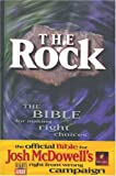 The Rock: The Bible for Making Right Choices (New Living Translation)