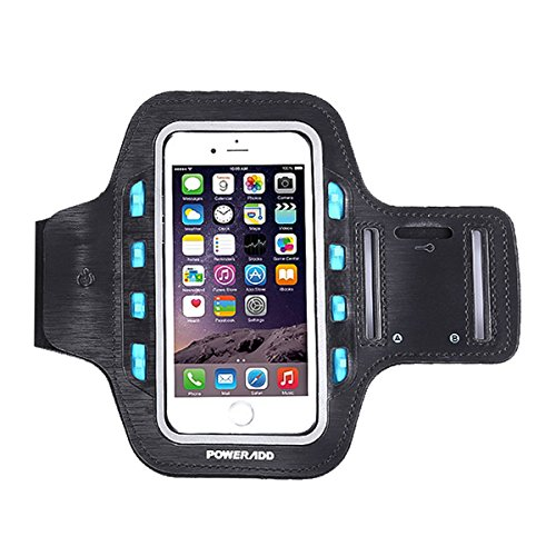 Poweradd Lights Armband Running workout