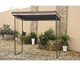 Sunjoy Replacement Canopy for Small Grill Gazebo