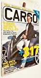 Cargo Magazine - April, 2005: Tech, Clothes, Cars and Culture For Men. 750 Horsepower Street Car: Saleen S7 Twin Turbo