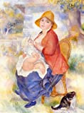 1st Art Gallery Motherhood Aka Woman Breast Feeding Her Child2 30X41 [Kitchen]