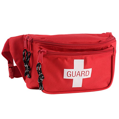 Ever Ready First Aid Fanny Pack/Hip Pack (Fanny Pack with Whistle) - http://coolthings.us
