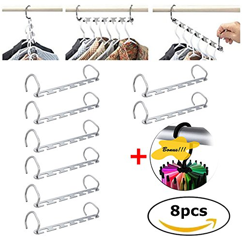 Space Saver Hanging Closet Organizer - 2