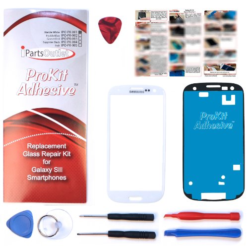 Used, S3 ProKit for Samsung Galaxy S3 Screen Glass Lens repair for sale  Delivered anywhere in USA