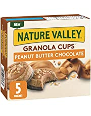 NATURE VALLEY Granola Cups Almond Butter, 5 Pouches