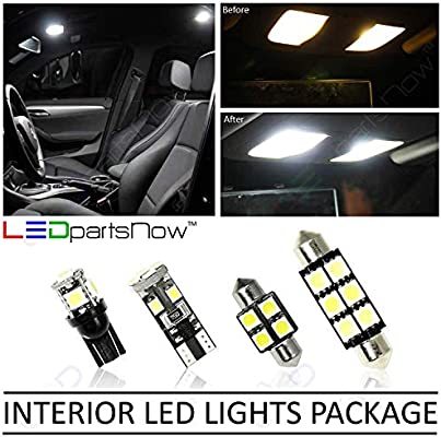 Amazon Com Ledpartsnow Interior Led Lights Replacement For 2019