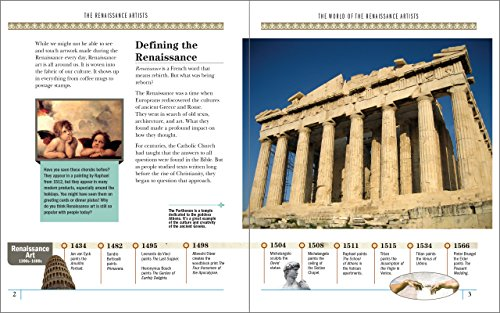 The Renaissance Artists: With History Projects for Kids (The Renaissance for Kids) by Nomad Press (Image #3)
