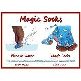 "Crab ""Magic Socks - Expands in Water!"