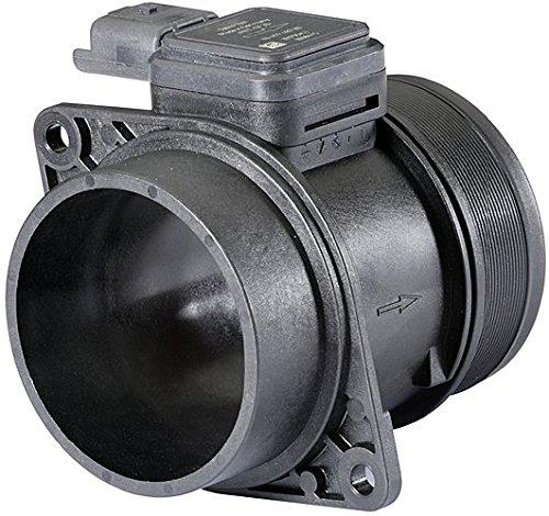 HELLA 8ET 009 142-421 Debimetro, N° raccordi 4, Tipo montaggio Bocchettone di tubo N° raccordi 4 Hella KGaA Hueck & Co.