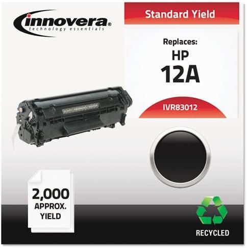 Innovera Remanufactured Q2612A 12A Laser Toner IVR83012