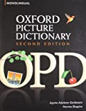 The Oxford Picture Dictionary, Norma Shapiro and Jayme Adelson-Goldstein, 0194369765