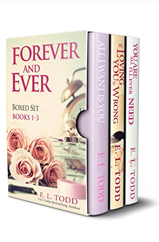 Forever and Ever Boxed Set: Books 1-3 by [Todd, E. L. ]