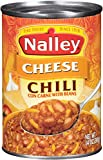 Nalley Chili, Cheese, 14 Ounce (Pack of 24)