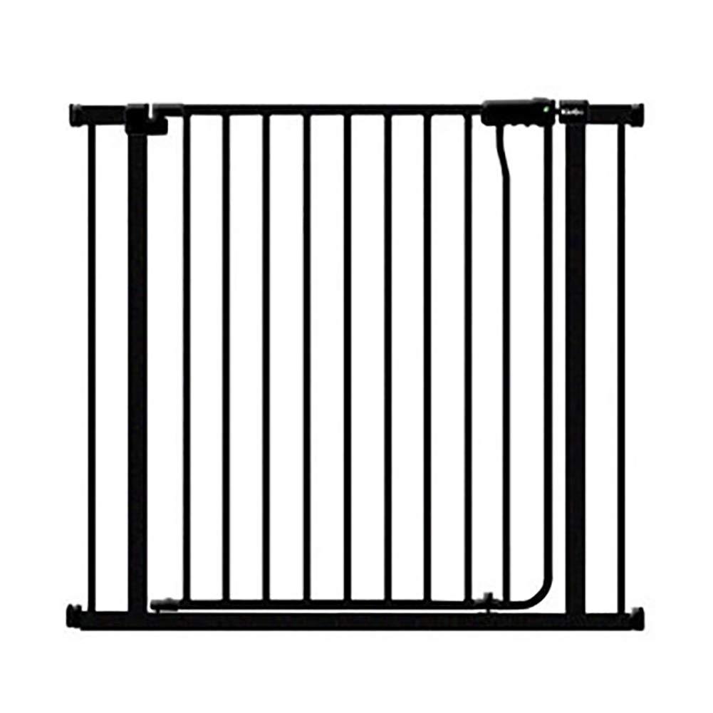 黒幼児安全ゲート、赤ちゃん階段ガードレール安全手すり、ペットフェンス分離ドアバー、高さ81センチ (サイズ さいず : 139-145cm) 139-145cm  B07QBZ8HPY