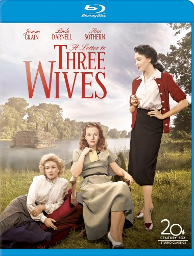 Letter to Three Wives, A 65th Anniversary Blu-ray